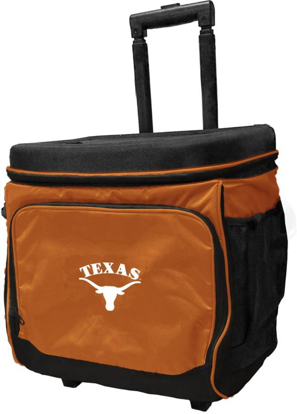 Texas Longhorns Rolling Cooler product image