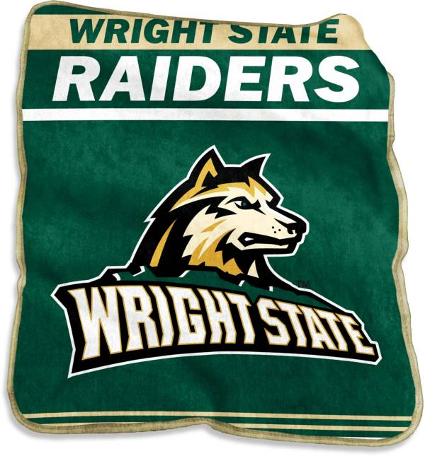 Wright State Raiders Game Day Throw Blanket product image