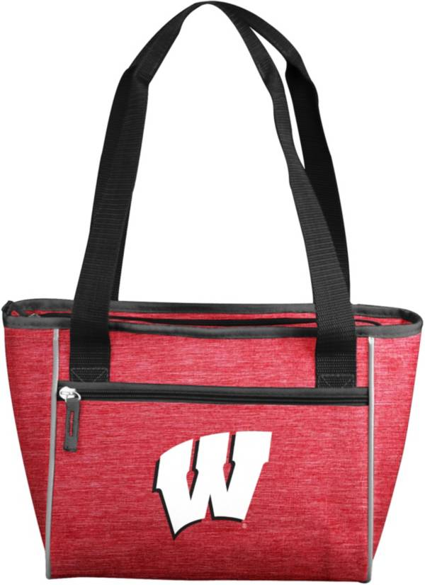 Wisconsin Badgers 16 Can Cooler product image