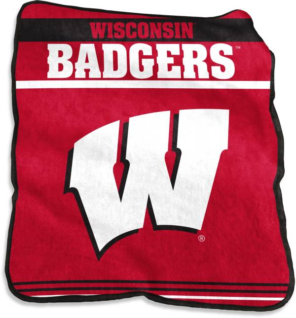 Wisconsin Badgers Game Day Throw Blanket product image