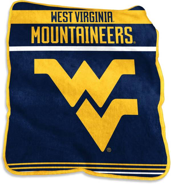 West Virginia Mountaineers Game Day Throw Blanket product image