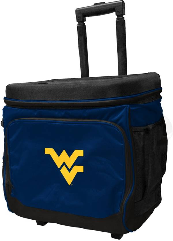 West Virginia Mountaineers Rolling Cooler product image