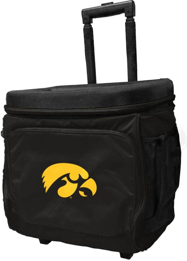 Iowa Hawkeyes Rolling Cooler product image