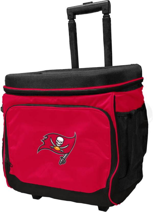 Tampa Bay Buccaneers Rolling Cooler product image