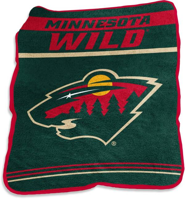 Minnesora Wild Game Day Throw Blanket product image