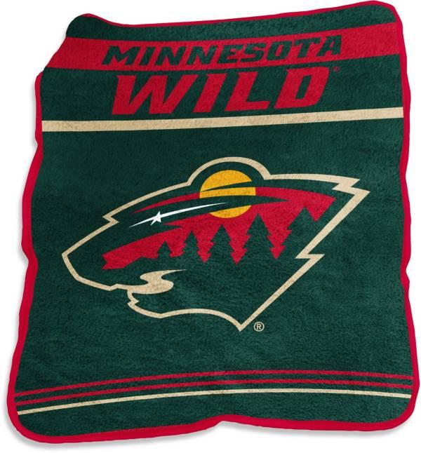 Minnesora Wild 50'' x 60'' Game Day Throw Blanket product image