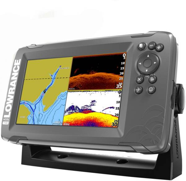 Lowrance Hook2 7 Fishfinder with US Inland Maps and Free Suncover product image