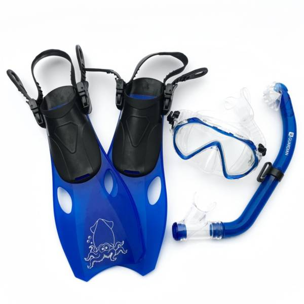 Guardian Squid Youth Snorkeling Set product image