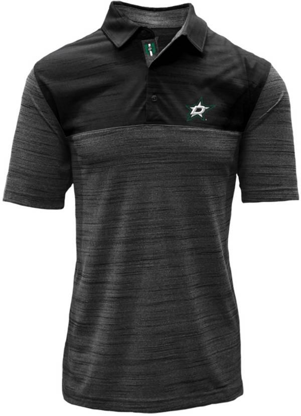 Levelwear Men's Dallas Stars Elevate Black Polo product image