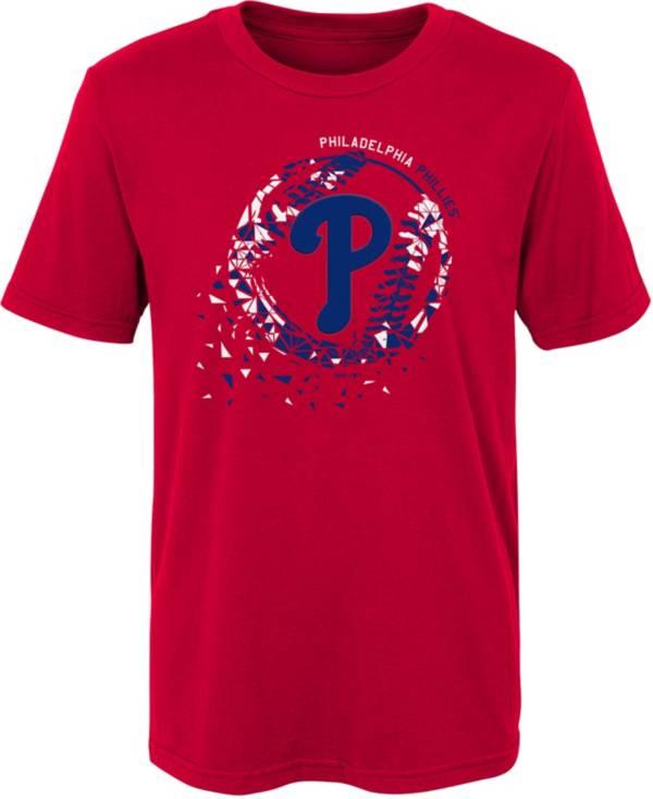 Gen2 Boys' Philadelphia Phillies Shatter Ball T-Shirt product image