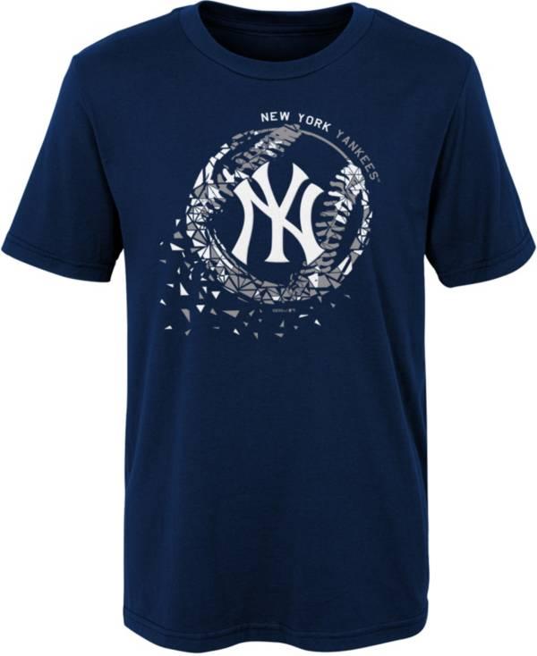 Gen2 Boys' New York Yankees Shatter Ball T-Shirt product image