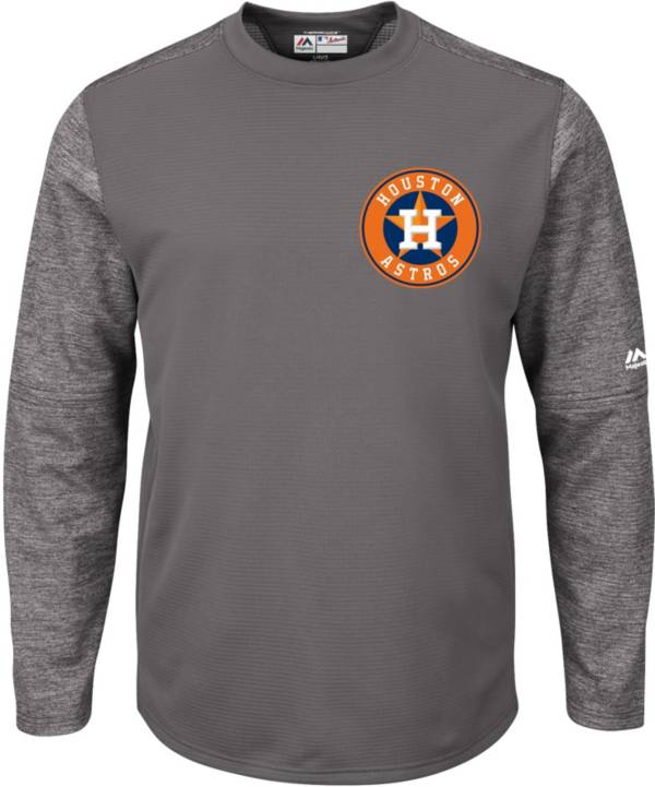 Majestic Men's Houston Astros Therma Base Authentic Collection Pullover Tech Fleece product image