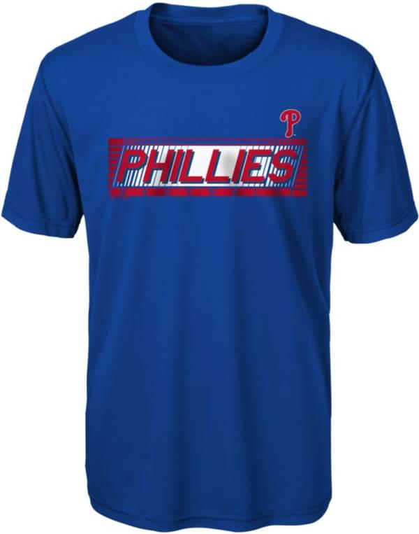 Gen2 Youth Philadelphia Phillies Switch Hitter Dri-Tek T-Shirt product image