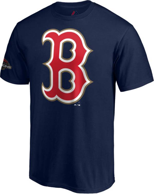 Majestic Youth Boston Red Sox Championship Gold T-Shirt product image