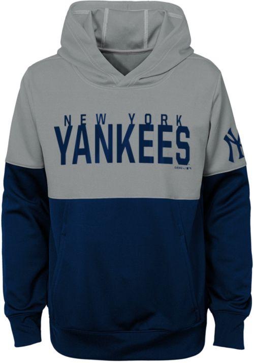 Gen2 Youth New York Yankees Pullover Hoodie  2c325985079