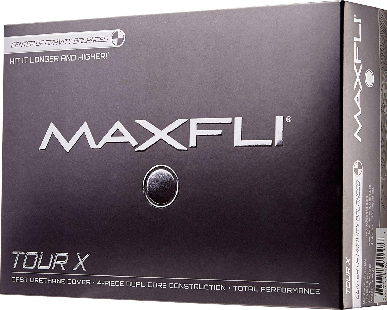 Maxfli Tour X