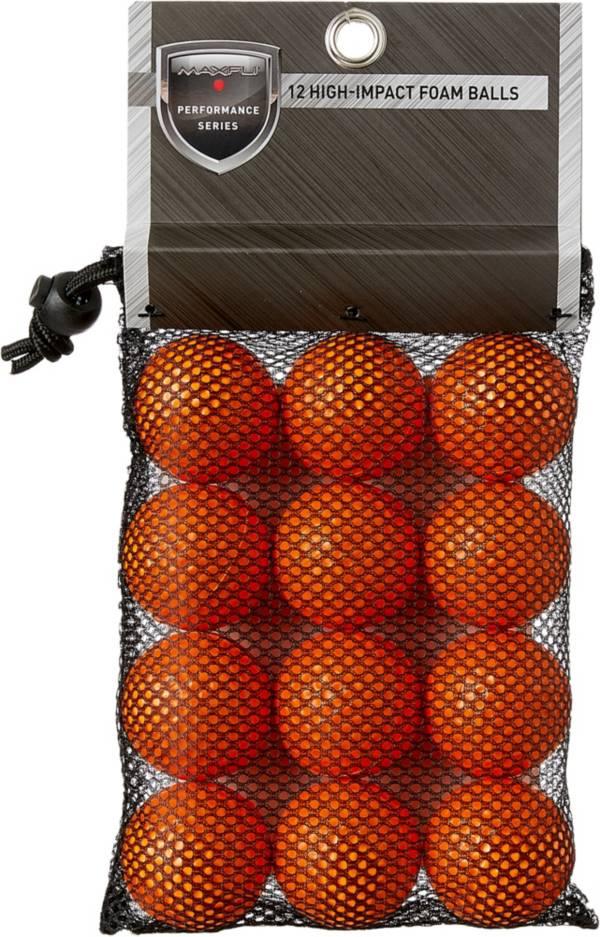 Maxfli Performance Series High-Impact Foam Practice Balls - 12-Pack product image