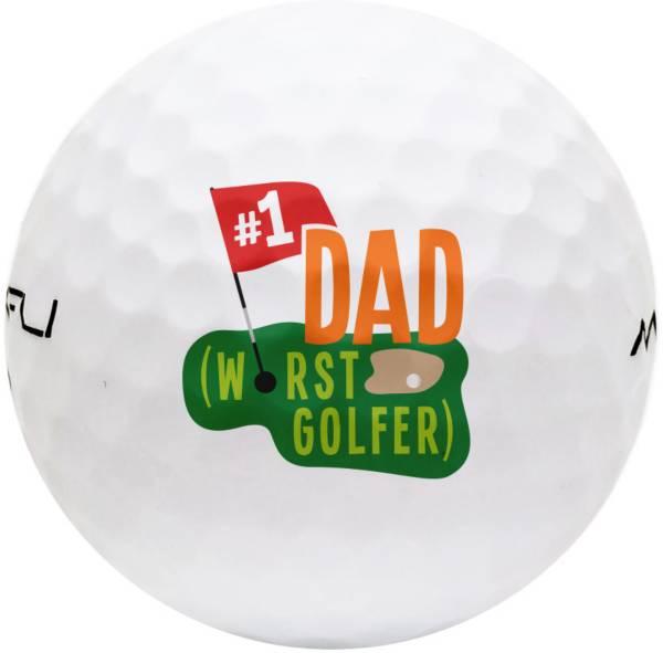 Maxfli SoftFli Novelty Gloss Golf Balls - White product image
