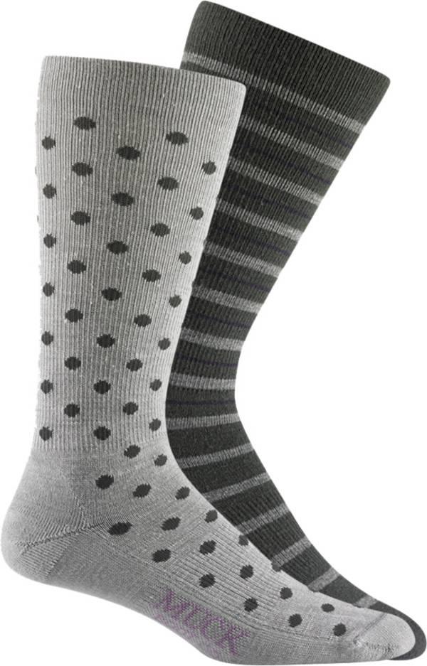 Muck's Women's Serena Crew Socks 2 Pack product image
