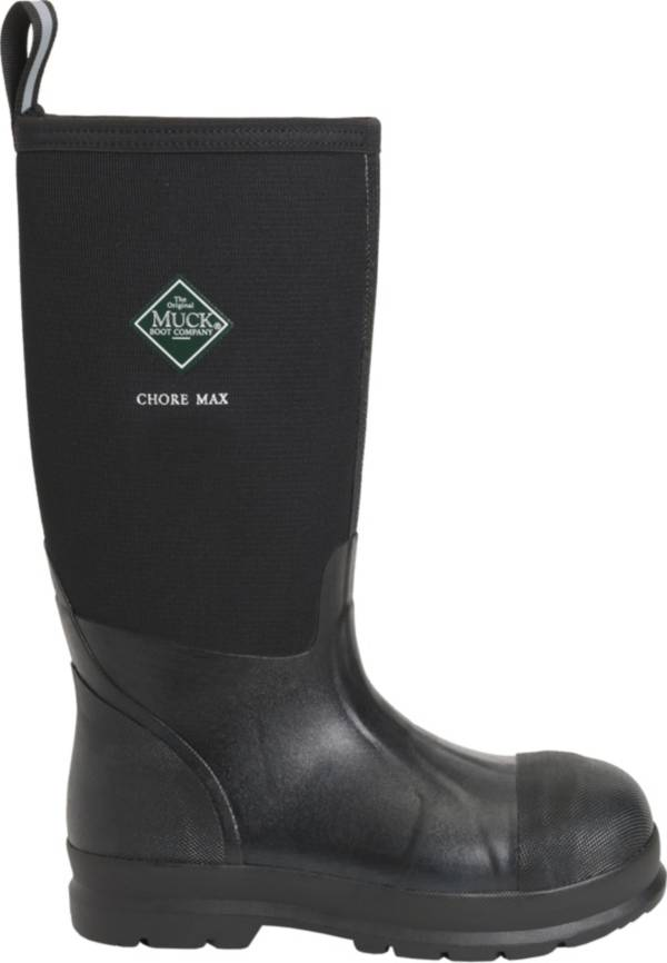 Muck Boots Men's Chore Max Hi Composite Toe Rubber Work Boots product image