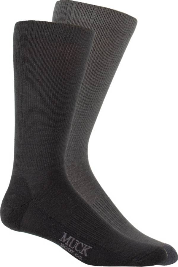Muck's Men's Alex Crew Socks - 2 Pack product image