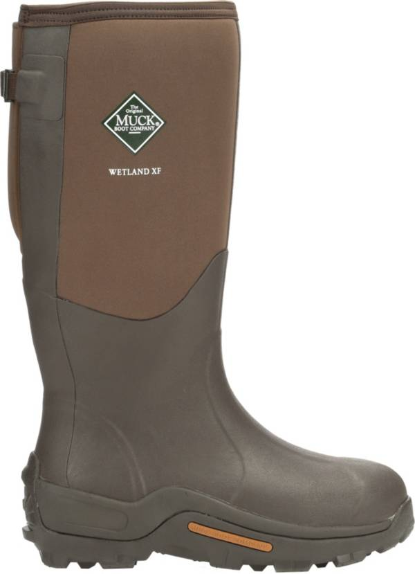 Muck Boots Men's Wetland Wide Calf Rubber Hunting Boots product image