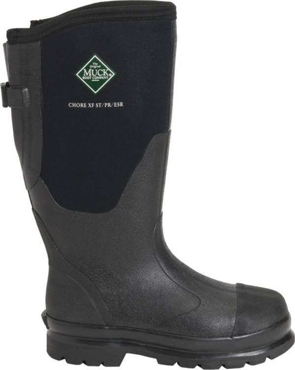 Muck Boots Women's Chore Extended Fit Waterproof Steel Toe Work Boots product image