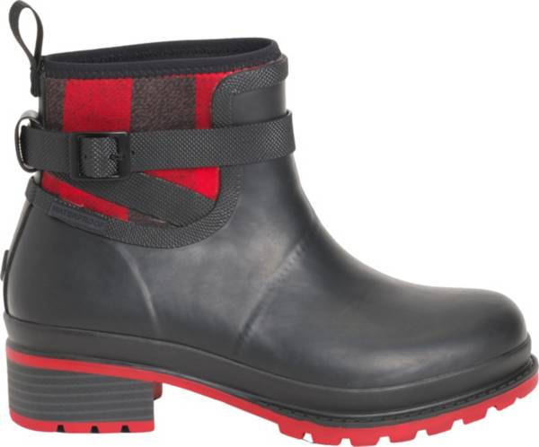 Muck Boots Women's Liberty Ankle Plaid Rubber Boots product image