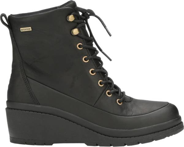 Muck Boots Women's Liberty Wedge Leather Waterproof Boots product image