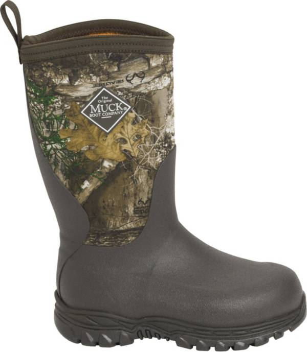 Youth Muck Boots Camo