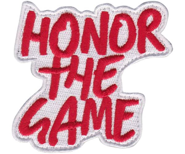 Marucci ''Honor the Game'' Bag Patch product image