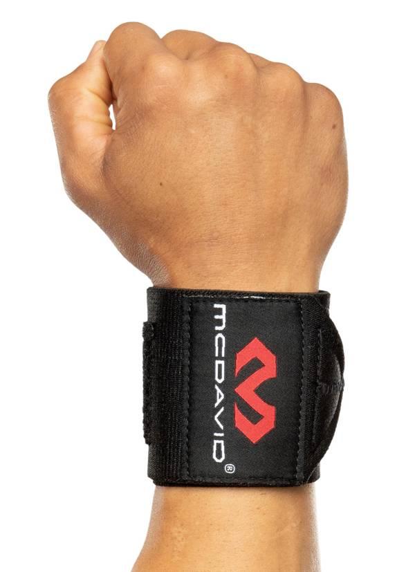 McDavid Weightlifting Elastic Wrist Straps product image