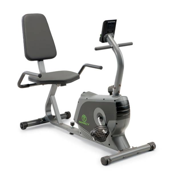 Marcy Magnetic Recumbent Bike product image