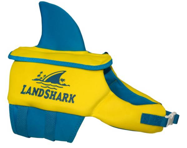 Margaritaville Land Shark Pet Nylon Life Vest product image