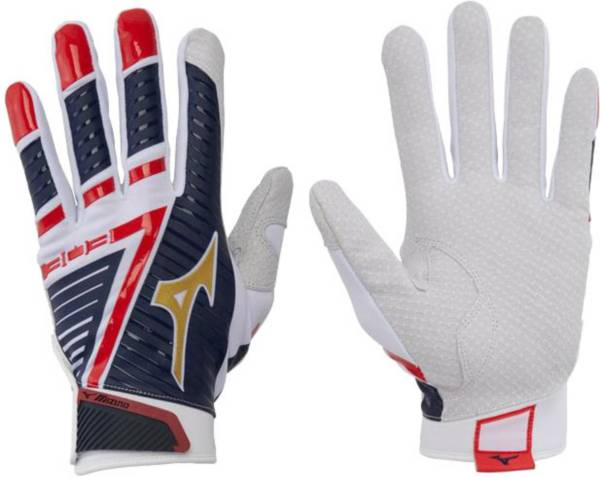 Mizuno Adult B-303 Batting Gloves product image