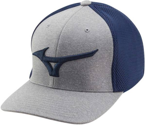 Mizuno Men's Fitted Meshback Golf Hat product image