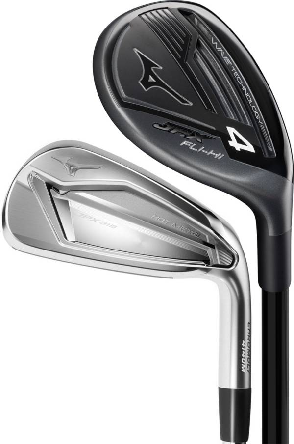 Mizuno JPX 919 Hot Metal Hybrid/Irons – (Graphite) product image