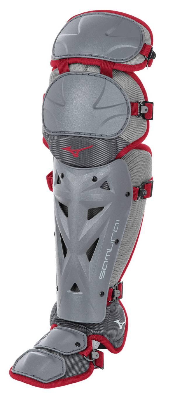 Mizuno Women's Samurai Fastpitch Catcher's Leg Guards 2019 product image
