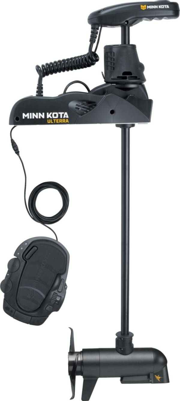 Minn Kota Ulterra Bow Mount Trolling Motor with MEGA Down Imaging and iPilot GPS product image