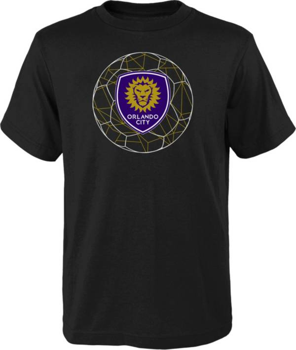 MLS Youth Orlando City Quartz Black T-Shirt product image