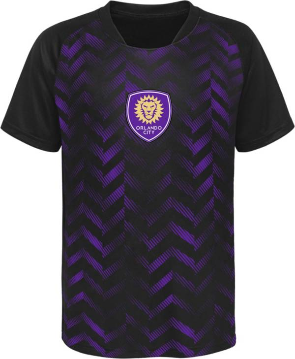 MLS Youth Orlando City Sublimated Purple Jersey product image
