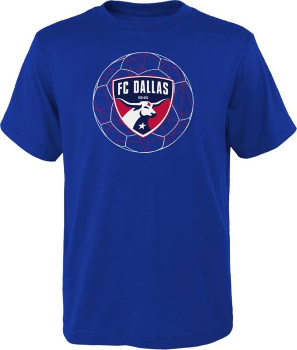 MLS Youth FC Dallas Quartz Royal T-Shirt product image
