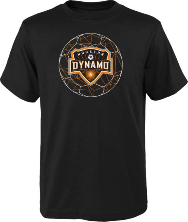 MLS Youth Houston Dynamo Quartz Black T-Shirt product image