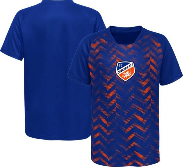 Gen2 Youth FC Cincinnati Slub Replica Jersey product image