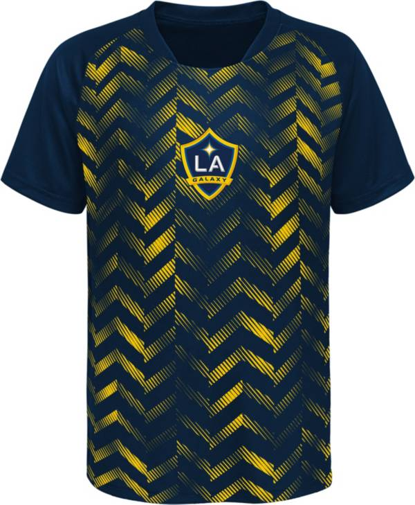 MLS Youth Los Angeles Galaxy Sublimated Navy Jersey product image