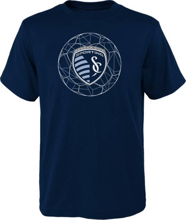 MLS Youth Sporting Kansas City Quartz Navy T-Shirt product image