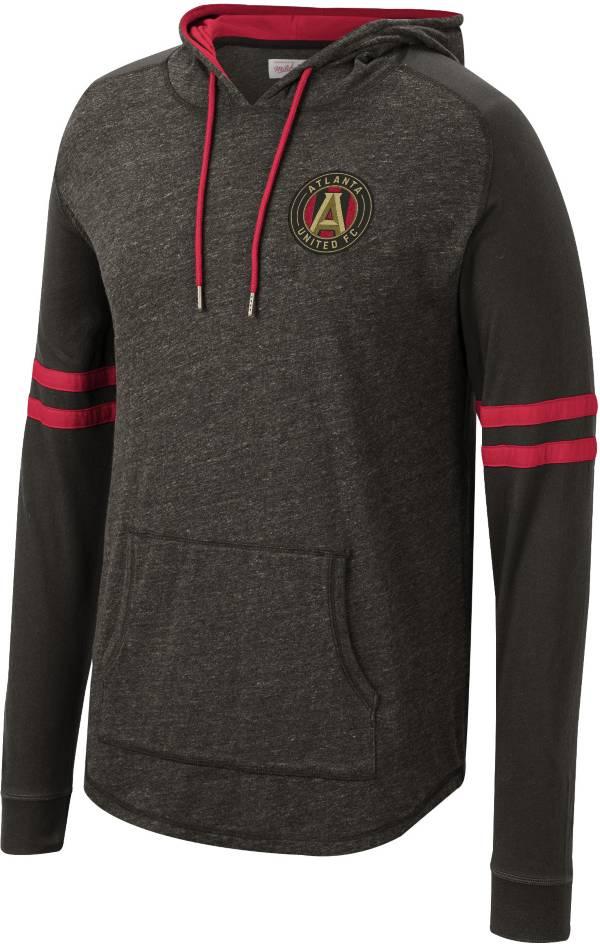 Mitchell & Ness Men's Atlanta United Black Lighweight Pullover Hoodie product image