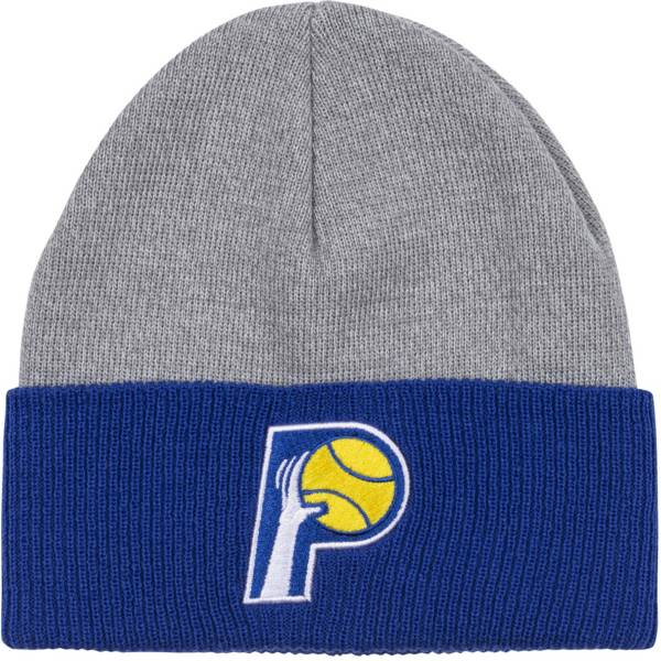 Mitchell & Ness Men's Indiana Pacers Cuffed Knit Beanie product image