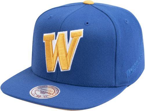 7bf60f68a0 Mitchell   Ness Men s Golden State Warriors Adjustable Snapback Hat.  noImageFound. Previous