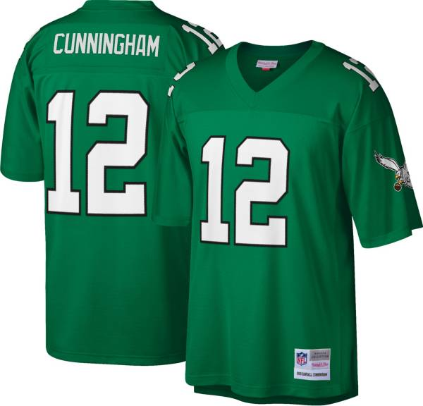 Mitchell & Ness Men's 1990 Game Jersey Philadelphia Eagles Randall Cunningham #7 product image